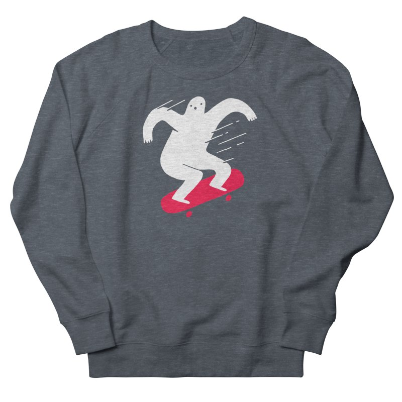 Ghost Ridin' Men's Sweatshirt by Zack Forer