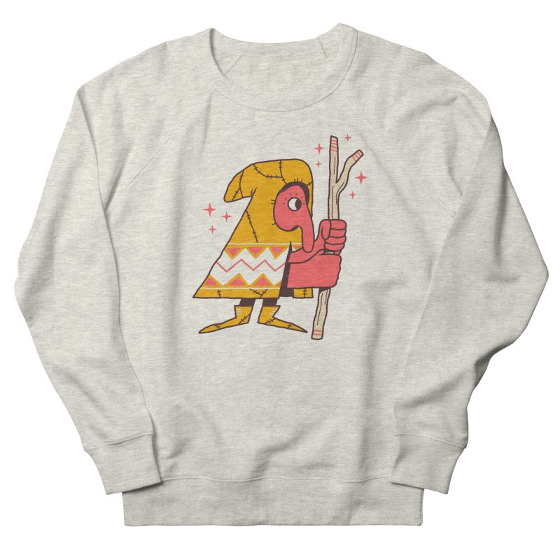 Magic Gnome Women's French Terry Sweatshirt by Zack Forer