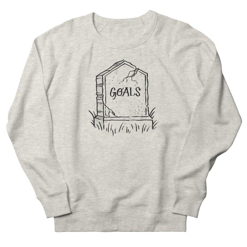 Epitaph Goals Men's Sweatshirt by Zack Forer