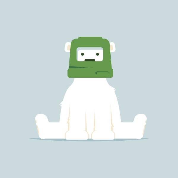 image for Polar Bear Bucket Head