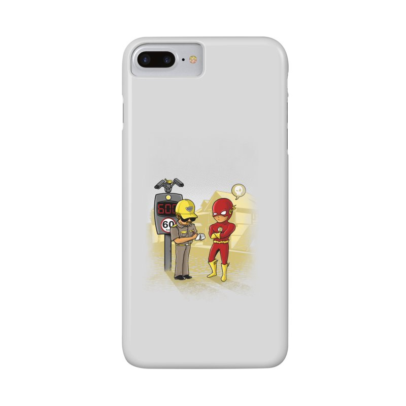 Speed Flash Accessories Phone Case by zakeu's Artist Shop
