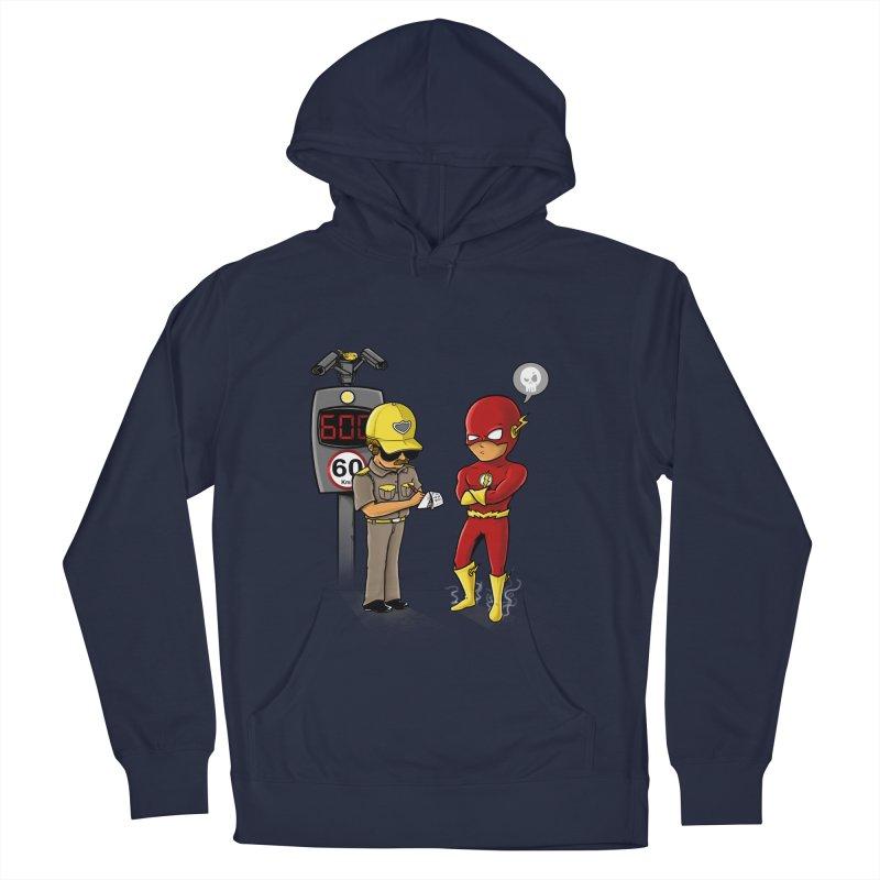 Speed Flash Women's Pullover Hoody by zakeu's Artist Shop
