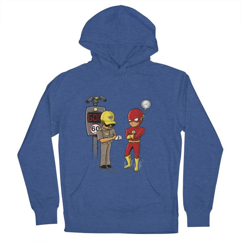 Speed Flash Men's Pullover Hoody by zakeu's Artist Shop
