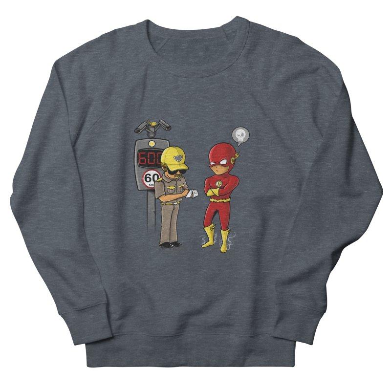Speed Flash Women's Sweatshirt by zakeu's Artist Shop