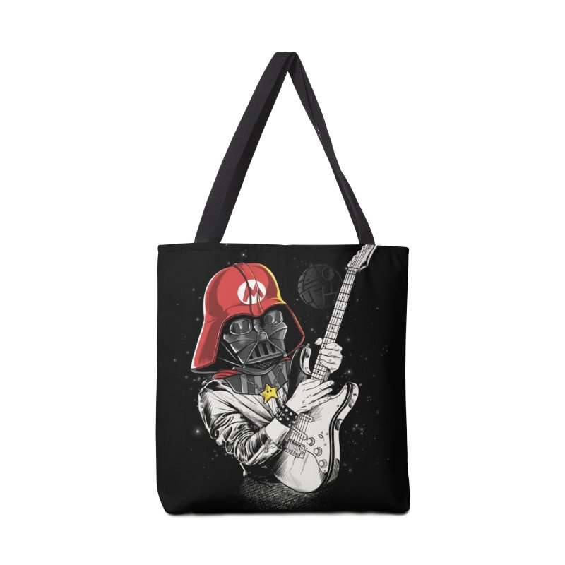 Darth Mario Rockstar Accessories Bag by zakeu's Artist Shop
