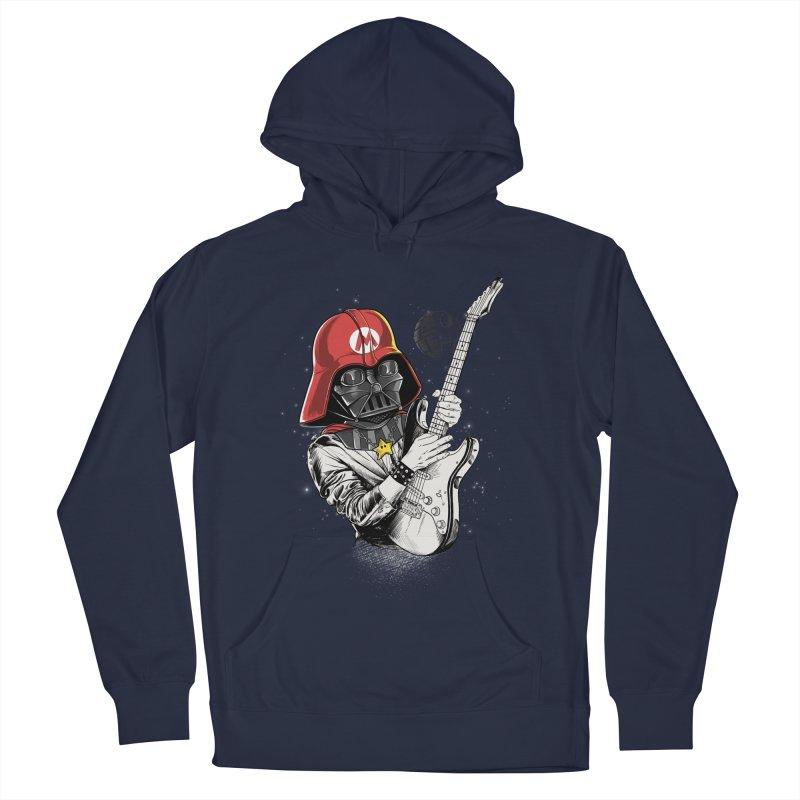 Darth Mario Rockstar Women's Pullover Hoody by zakeu's Artist Shop