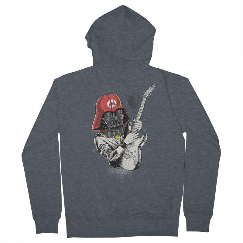 Darth Mario Rockstar   by zakeu's Artist Shop