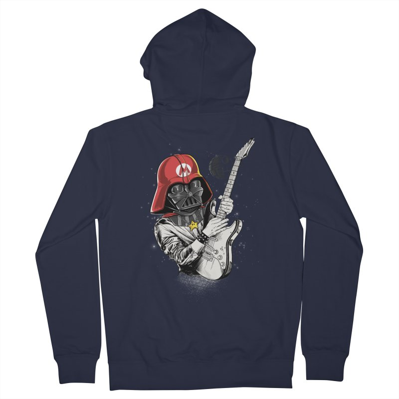 Darth Mario Rockstar   by zakeu's Artist Shop