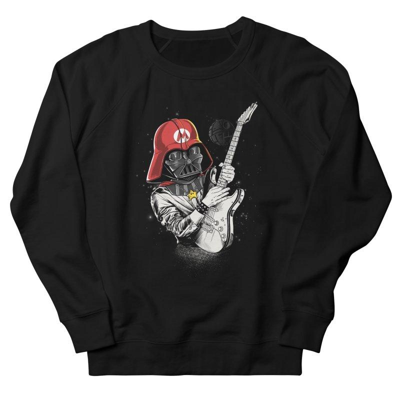 Darth Mario Rockstar Women's Sweatshirt by zakeu's Artist Shop