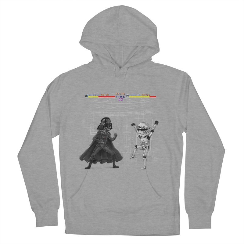 Final Fight Men's Pullover Hoody by zakeu's Artist Shop