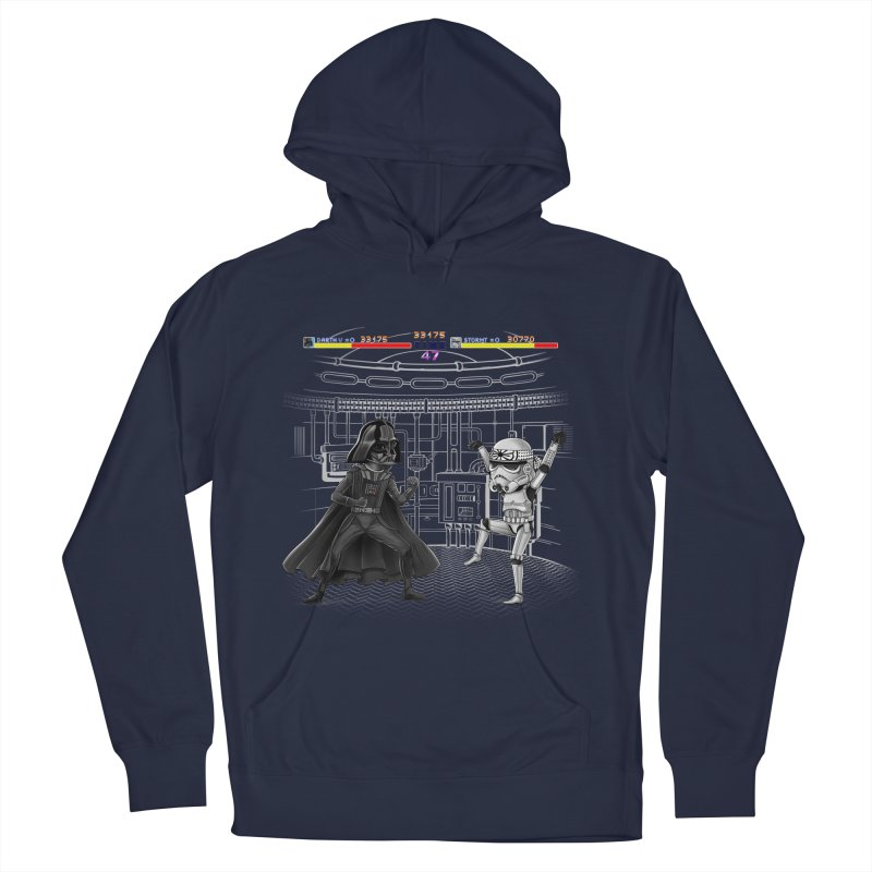 Final Fight Men's Pullover Hoody by zakeu's Artist Shop