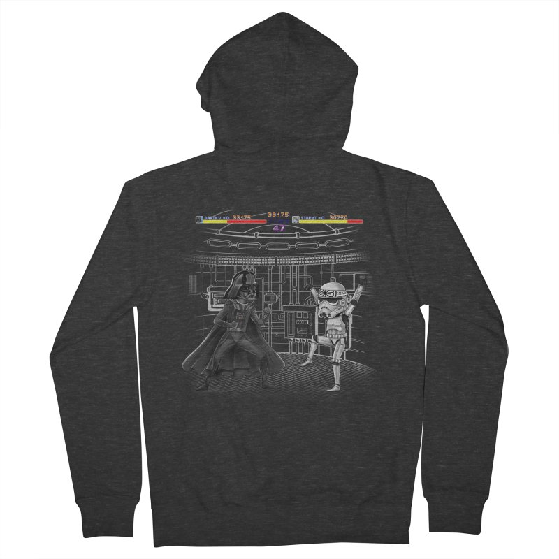 Final Fight Men's Zip-Up Hoody by zakeu's Artist Shop