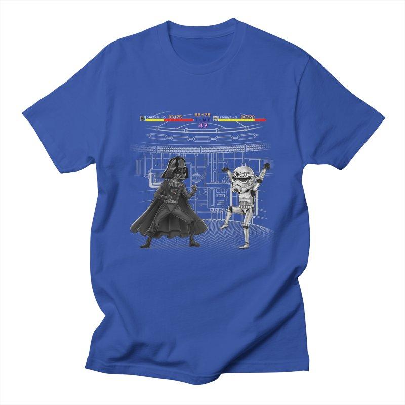 Final Fight Men's T-shirt by zakeu's Artist Shop