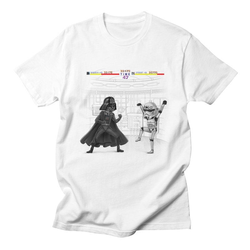 Final Fight Women's Unisex T-Shirt by zakeu's Artist Shop