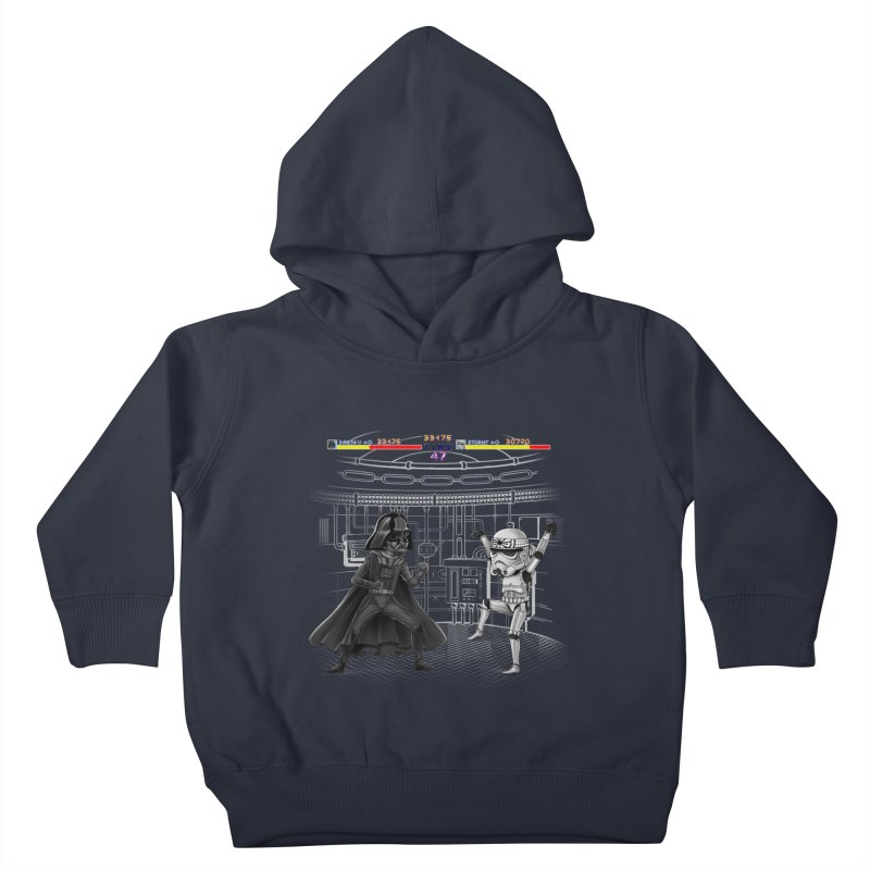 Final Fight Kids Toddler Pullover Hoody by zakeu's Artist Shop