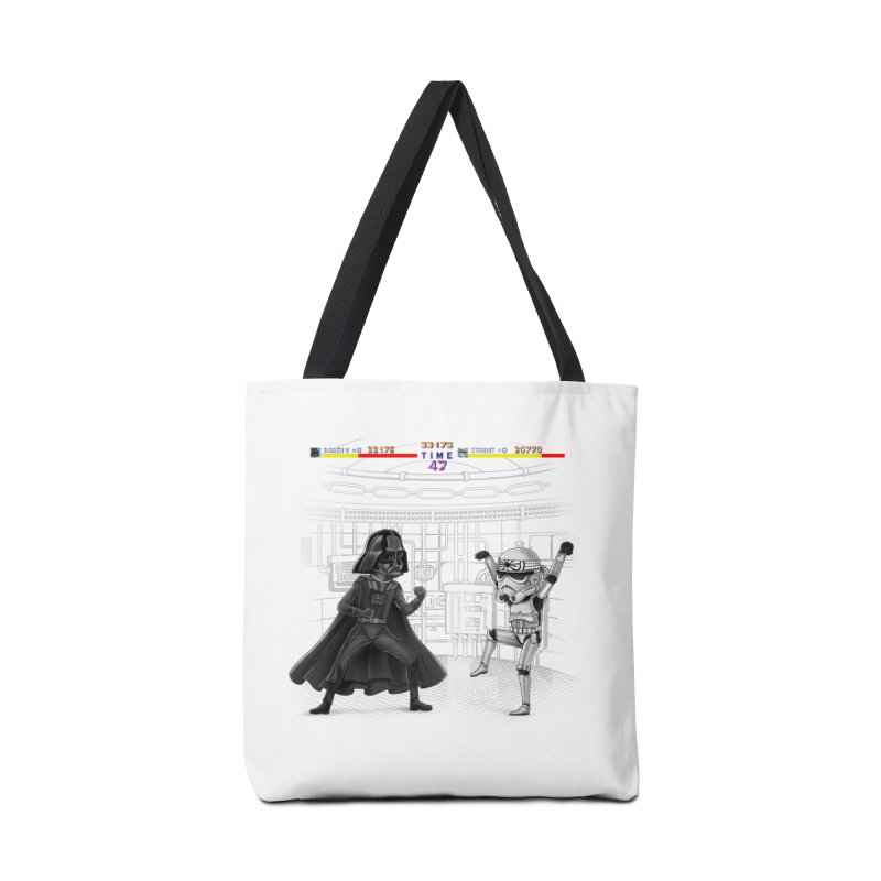 Final Fight Accessories Bag by zakeu's Artist Shop