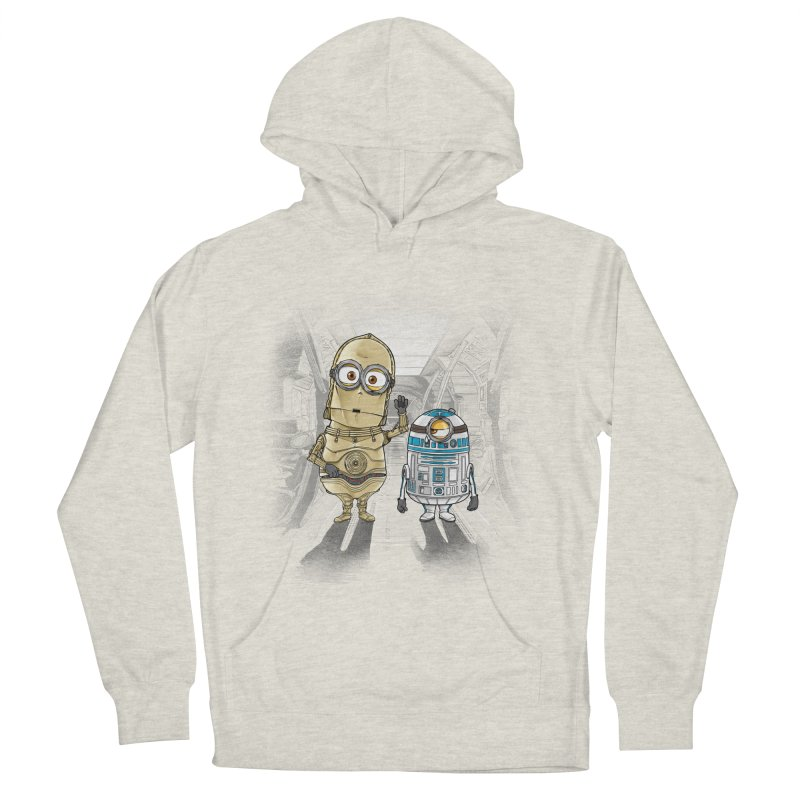 M2D2 AND M3PO Women's Pullover Hoody by zakeu's Artist Shop