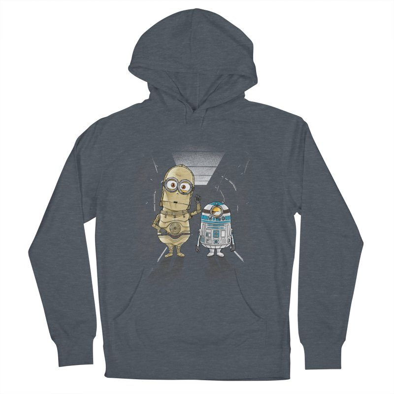 M2D2 AND M3PO Men's Pullover Hoody by zakeu's Artist Shop