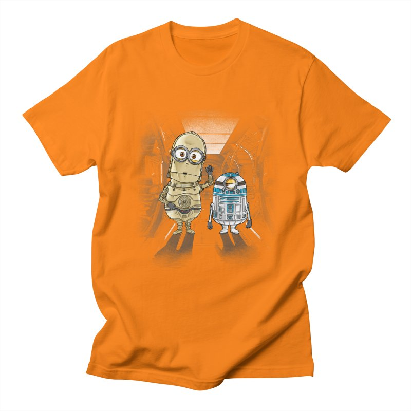 M2D2 AND M3PO Men's T-shirt by zakeu's Artist Shop