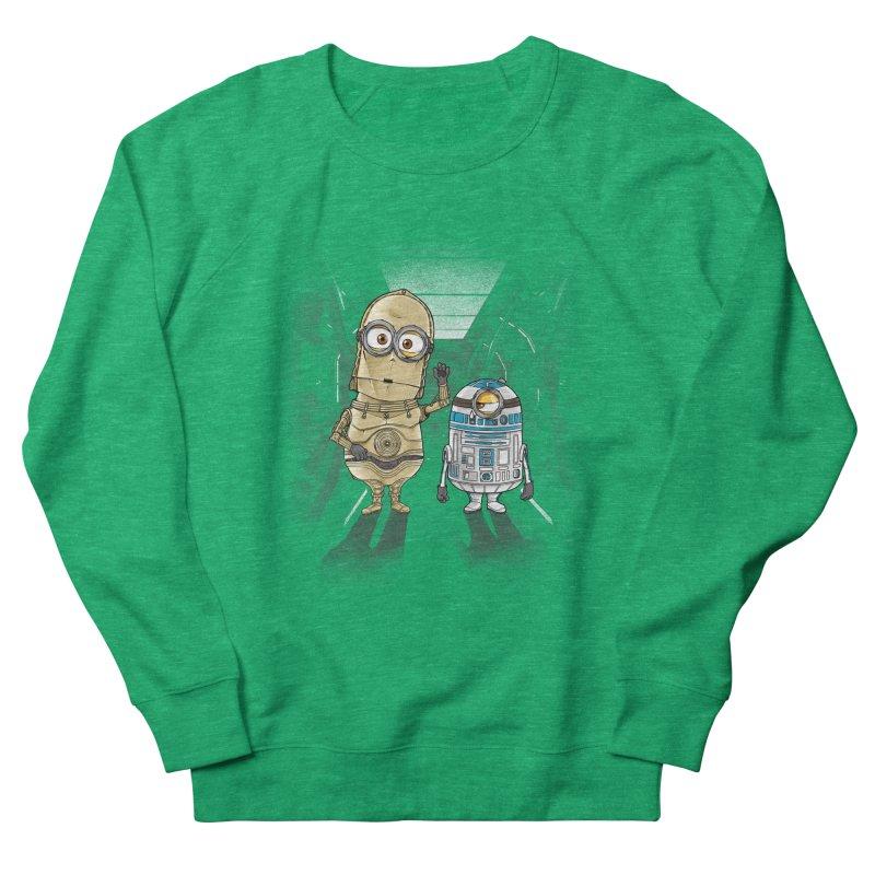 M2D2 AND M3PO Men's Sweatshirt by zakeu's Artist Shop