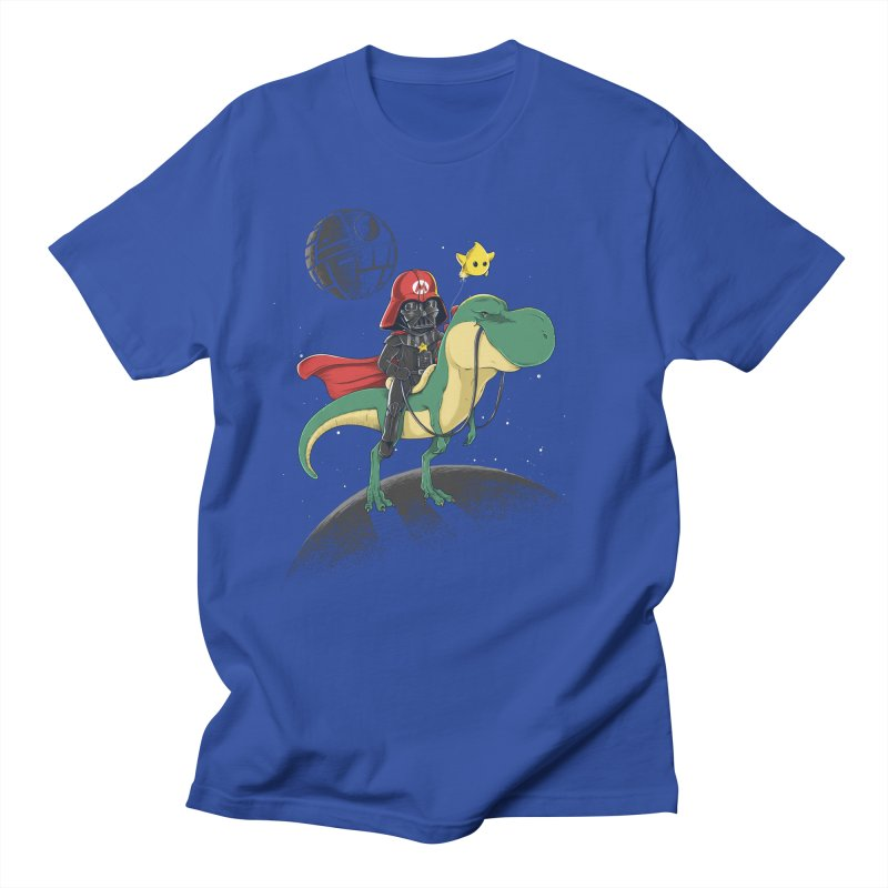 Darth Bros Men's T-shirt by zakeu's Artist Shop