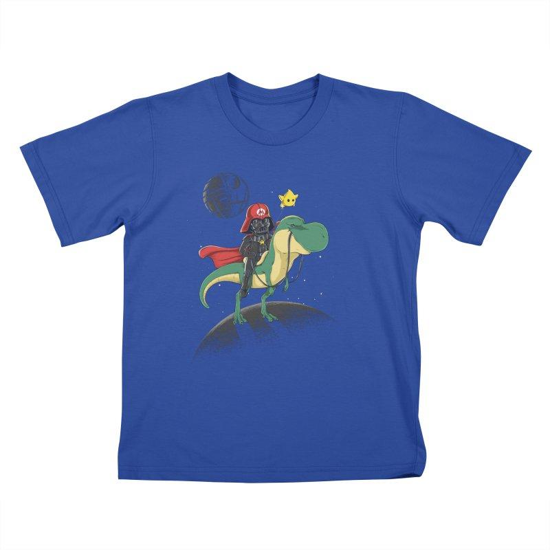 Darth Bros Kids T-shirt by zakeu's Artist Shop