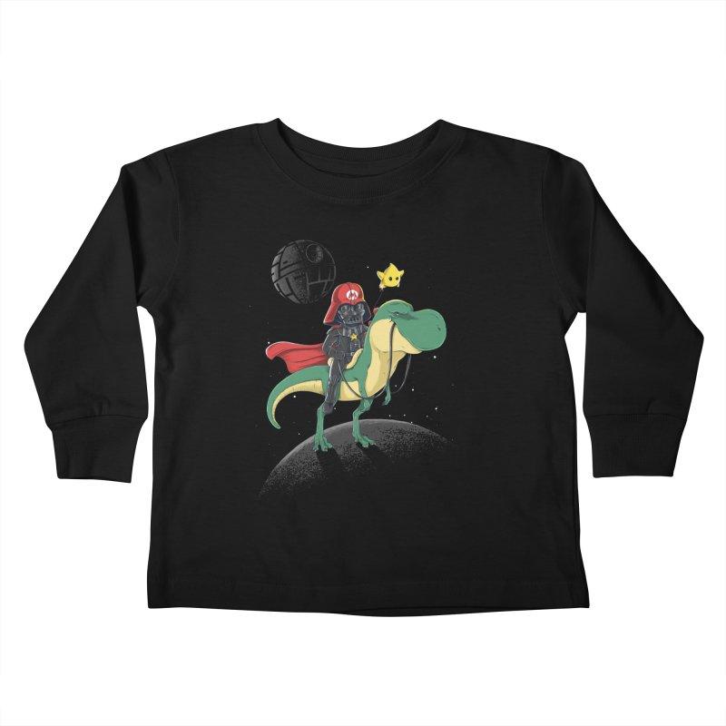 Darth Bros Kids Toddler Longsleeve T-Shirt by zakeu's Artist Shop