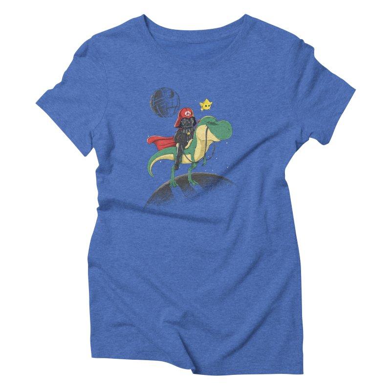 Darth Bros Women's Triblend T-shirt by zakeu's Artist Shop