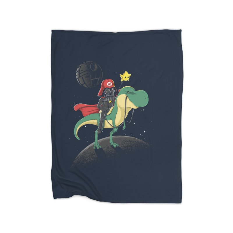 Darth Bros Home Blanket by zakeu's Artist Shop