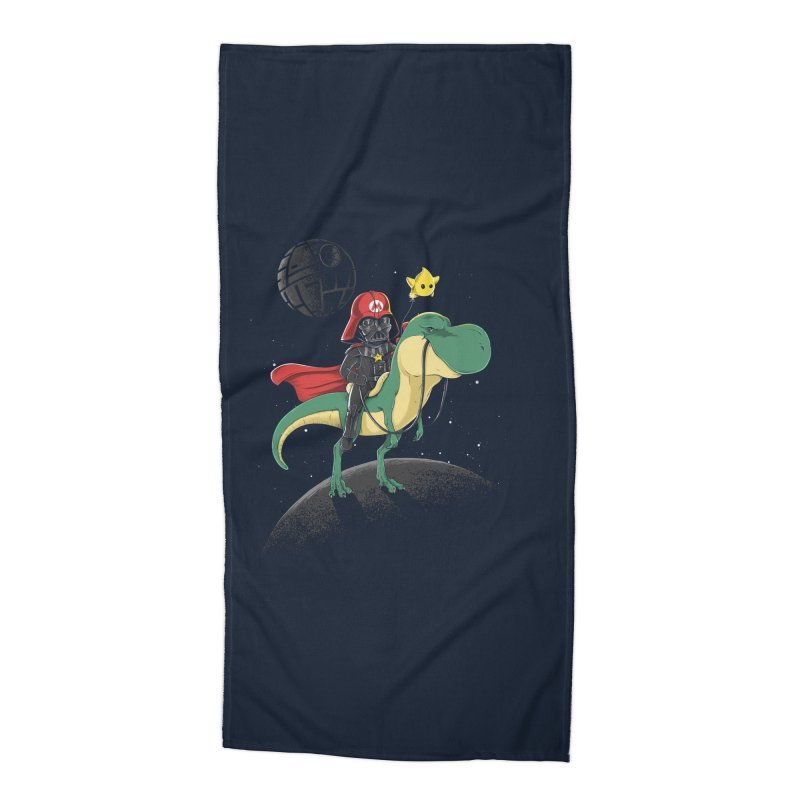 Darth Bros Accessories Beach Towel by zakeu's Artist Shop