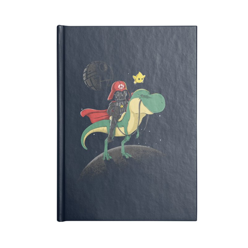 Darth Bros Accessories Notebook by zakeu's Artist Shop