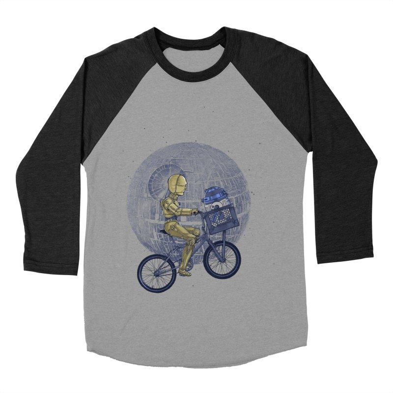 Coming Home Men's Baseball Triblend T-Shirt by zakeu's Artist Shop