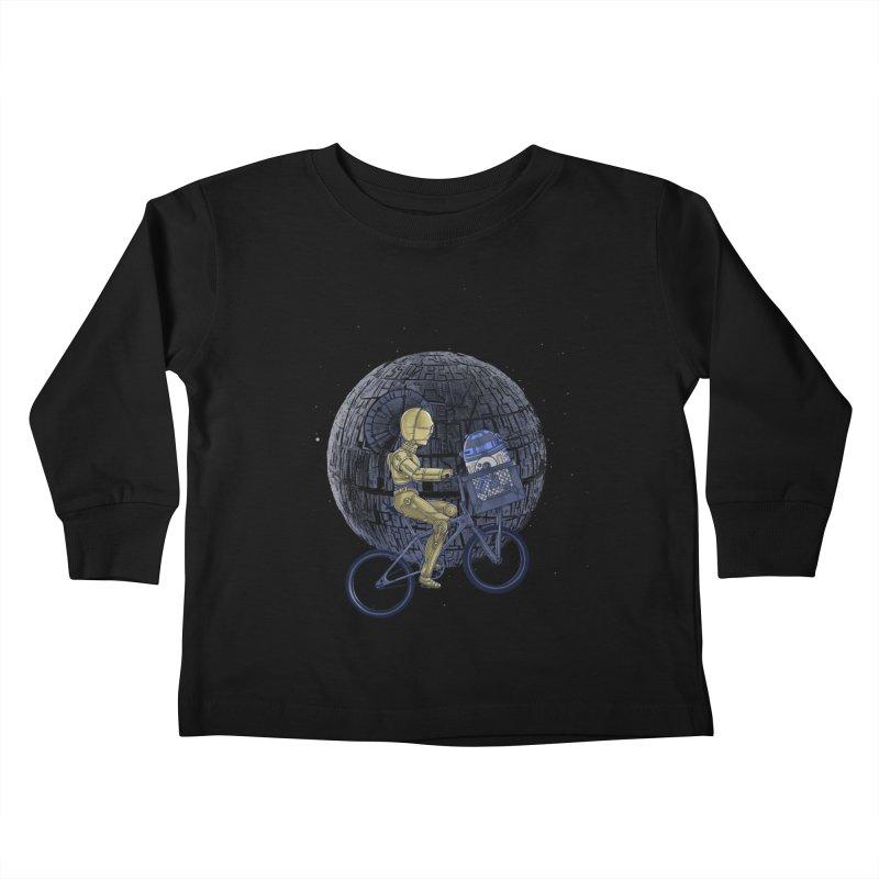 Coming Home Kids Toddler Longsleeve T-Shirt by zakeu's Artist Shop