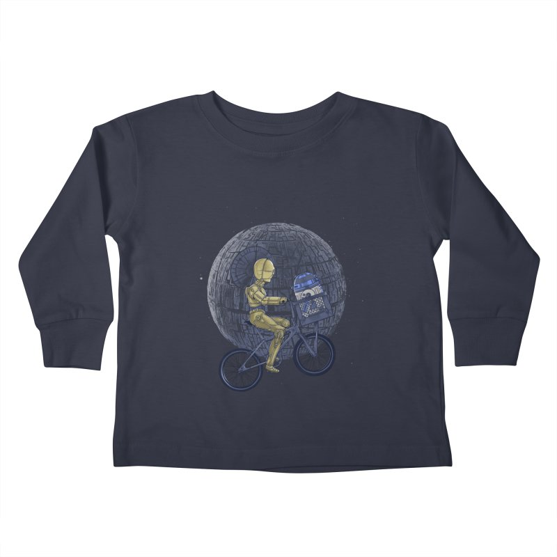 Coming Home Kids Toddler Longsleeve T-Shirt by zakeu's Artist Shop