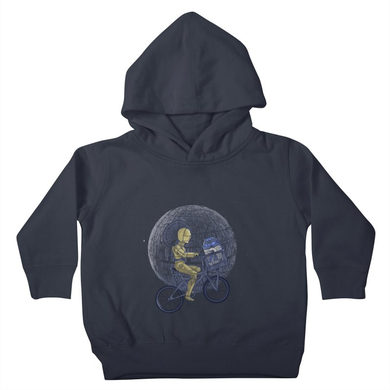 Coming Home Kids Toddler Pullover Hoody by zakeu's Artist Shop
