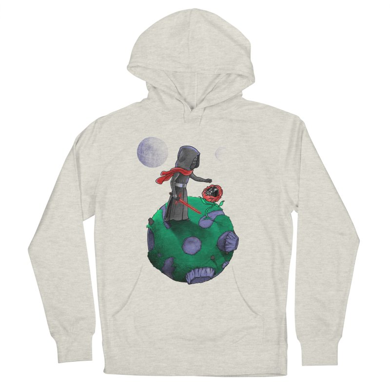 Star Prince Men's Pullover Hoody by zakeu's Artist Shop