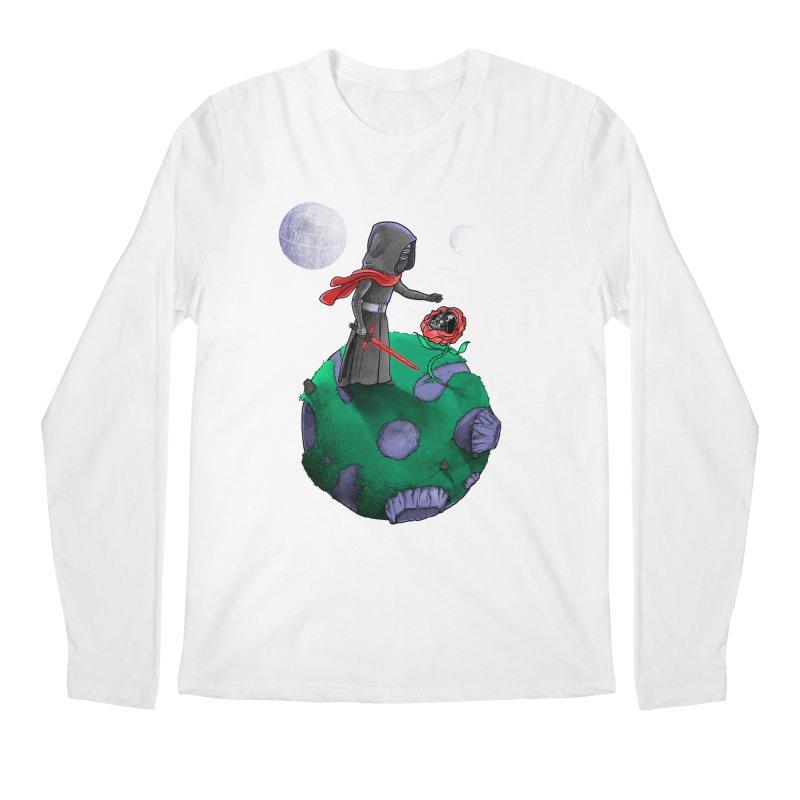 Star Prince Men's Longsleeve T-Shirt by zakeu's Artist Shop