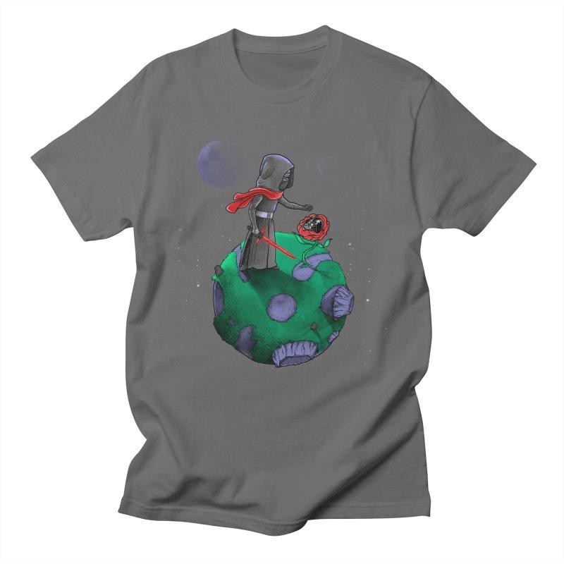 Star Prince Men's T-shirt by zakeu's Artist Shop