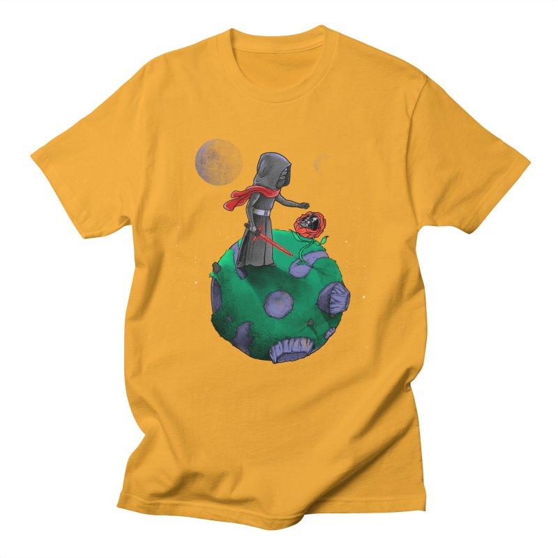 Star Prince Women's Unisex T-Shirt by zakeu's Artist Shop