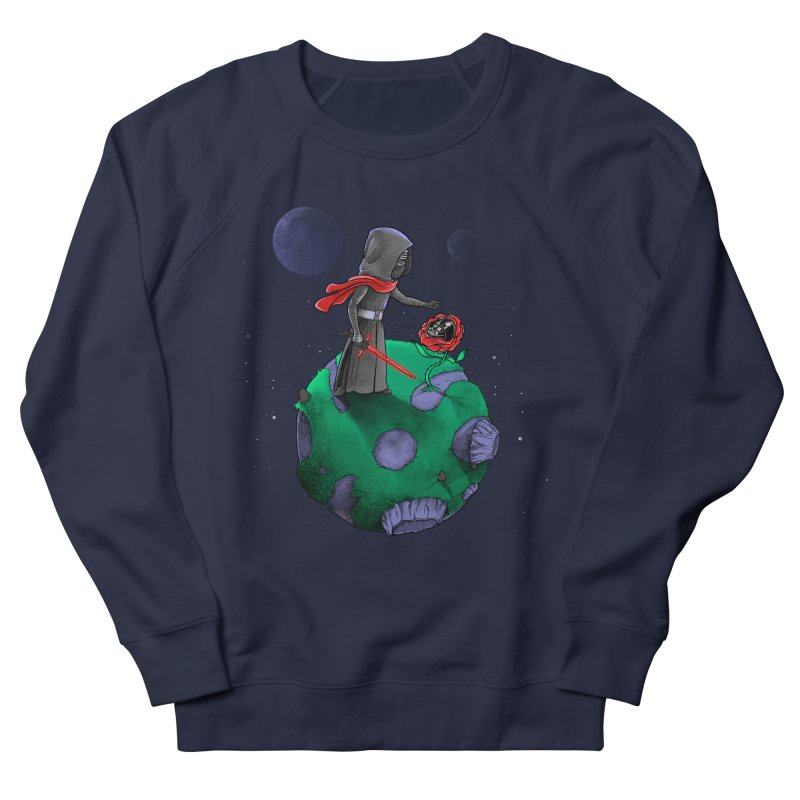 Star Prince Men's Sweatshirt by zakeu's Artist Shop
