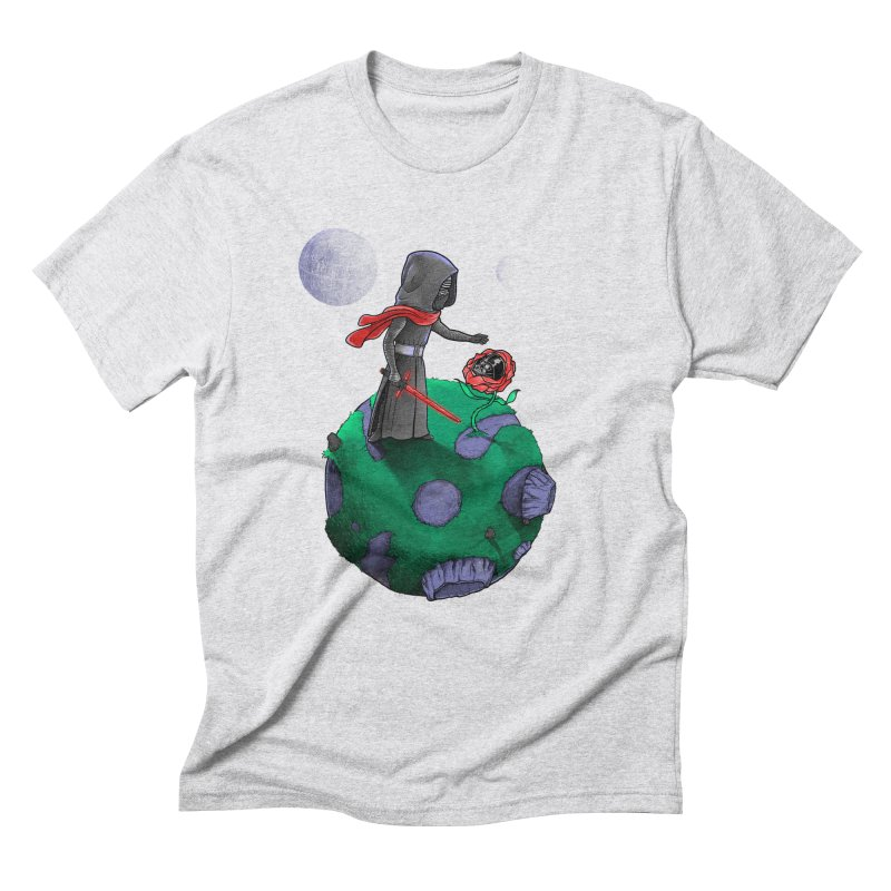Star Prince Men's Triblend T-shirt by zakeu's Artist Shop