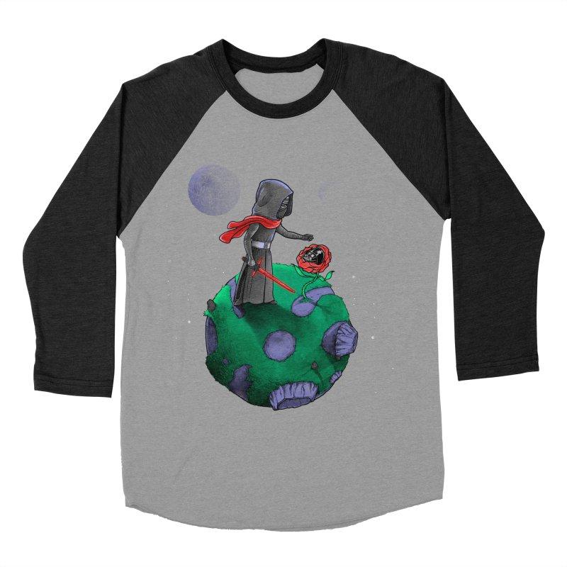Star Prince Women's Baseball Triblend T-Shirt by zakeu's Artist Shop