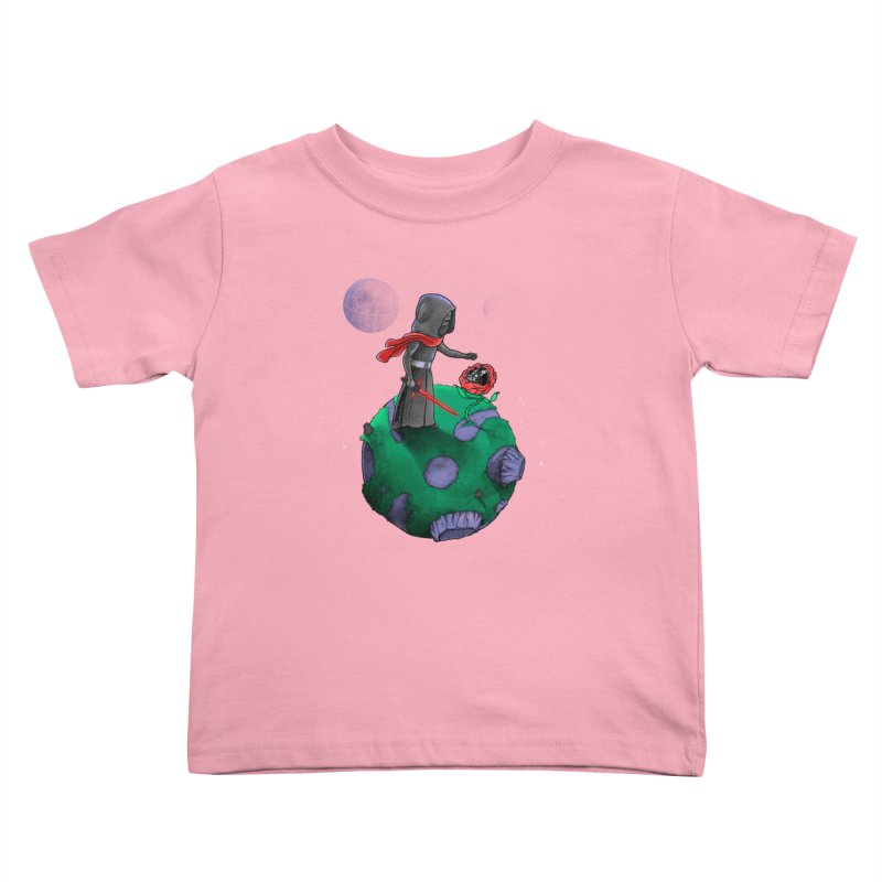 Star Prince Kids Toddler T-Shirt by zakeu's Artist Shop