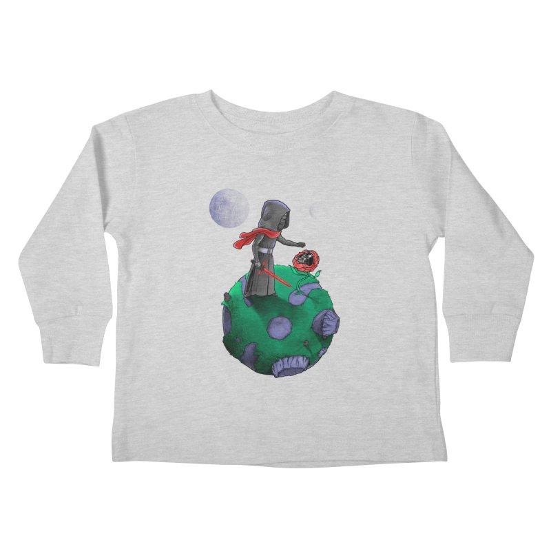 Star Prince Kids Toddler Longsleeve T-Shirt by zakeu's Artist Shop