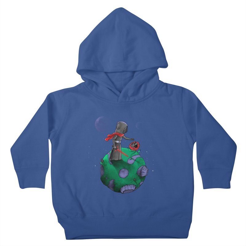 Star Prince Kids Toddler Pullover Hoody by zakeu's Artist Shop