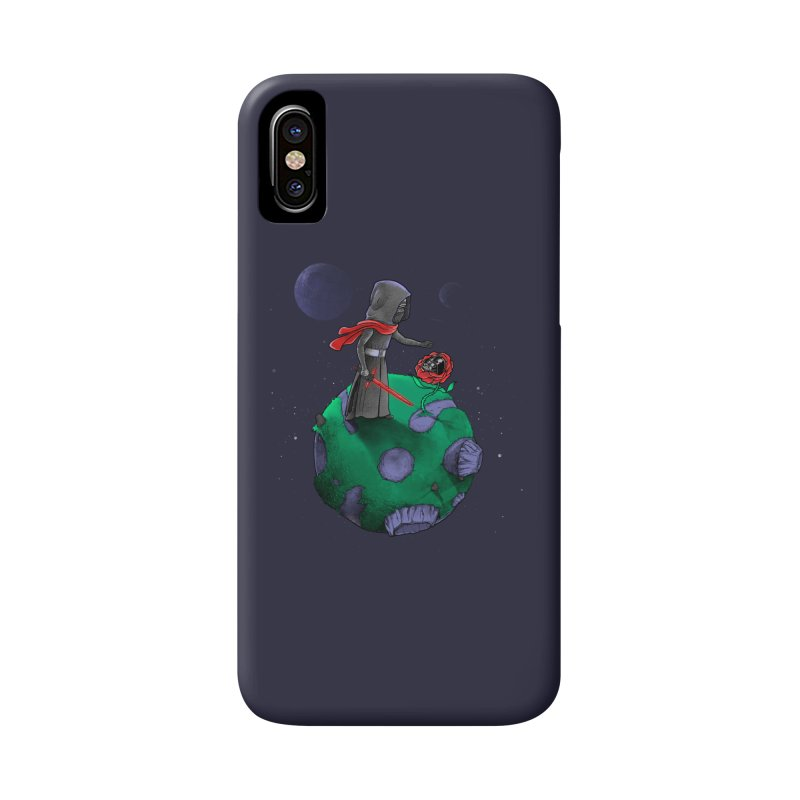 Star Prince Accessories Phone Case by zakeu's Artist Shop