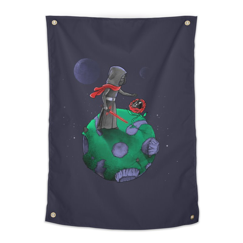 Star Prince Home Tapestry by zakeu's Artist Shop