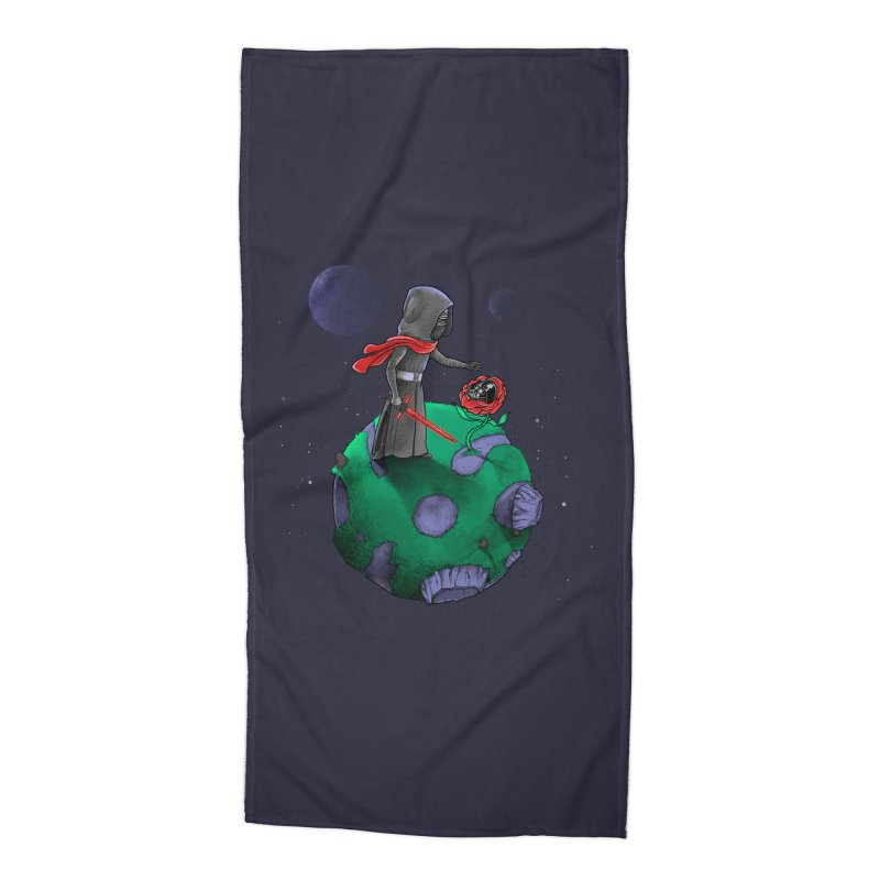 Star Prince Accessories Beach Towel by zakeu's Artist Shop