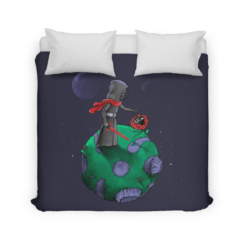 Star Prince Home Duvet by zakeu's Artist Shop