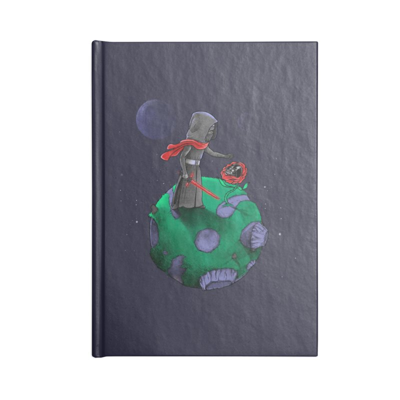 Star Prince Accessories Notebook by zakeu's Artist Shop